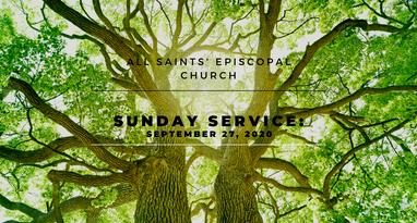 Sunday Morning Worship: Sept. 27th, 2020