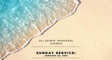 Sunday Morning Worship: January 24, 2021