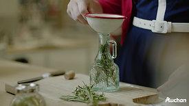 Rosemary Salt and oil