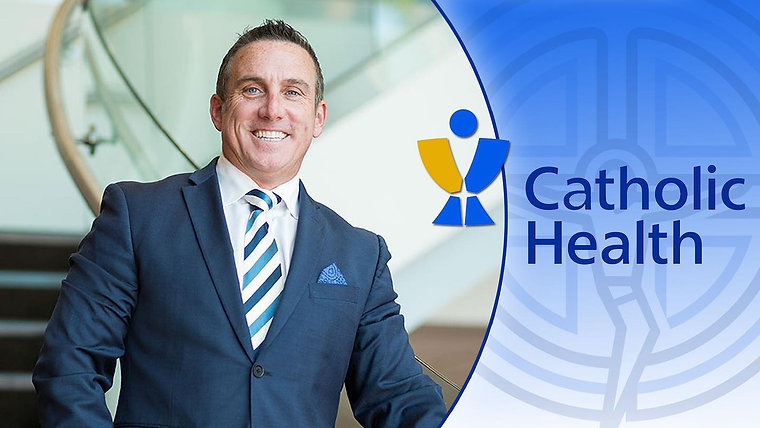 Mass of Installation of Dr. O'Shaughnessy as Catholic Health President & CEO