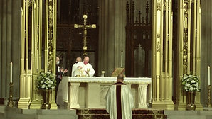 Mass from St. Patrick's Cathedral - May 10, 201