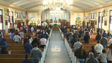 Misa de Nuestra Señora de Loretto - 12 de Mayo de 2021