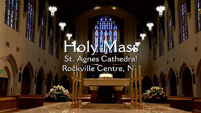 Mass from St. Agnes Cathedral - June 15, 2021