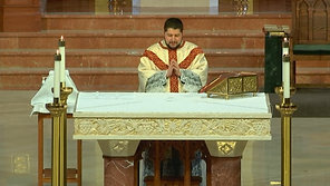 Mass from St. Agnes Cathedral - May 13, 2021