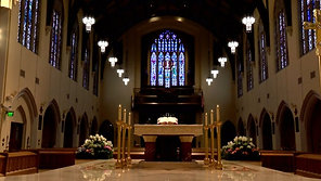 Mass from St. Agnes Cathedral - May 12, 2021