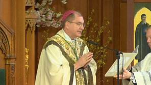 Mass from St. Agnes Cathedral - May 11, 2021