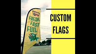 Fuzzy's Custom Flag