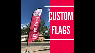 Red's Custom Flag