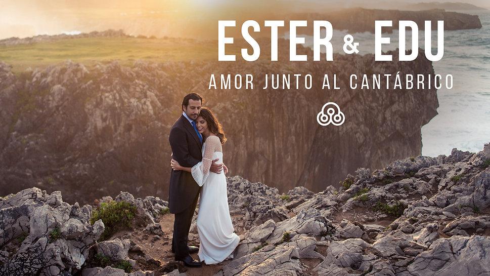 La boda marinera de Ester y Edu