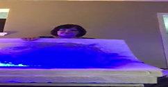 Joan Thomas Water Effect Demonstration