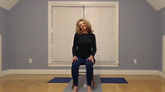 Chair Yoga for Neck and Shoulders