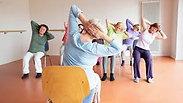 Online Class - Chair Yoga