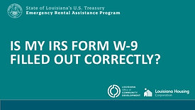 How-To: IRS Form W-9