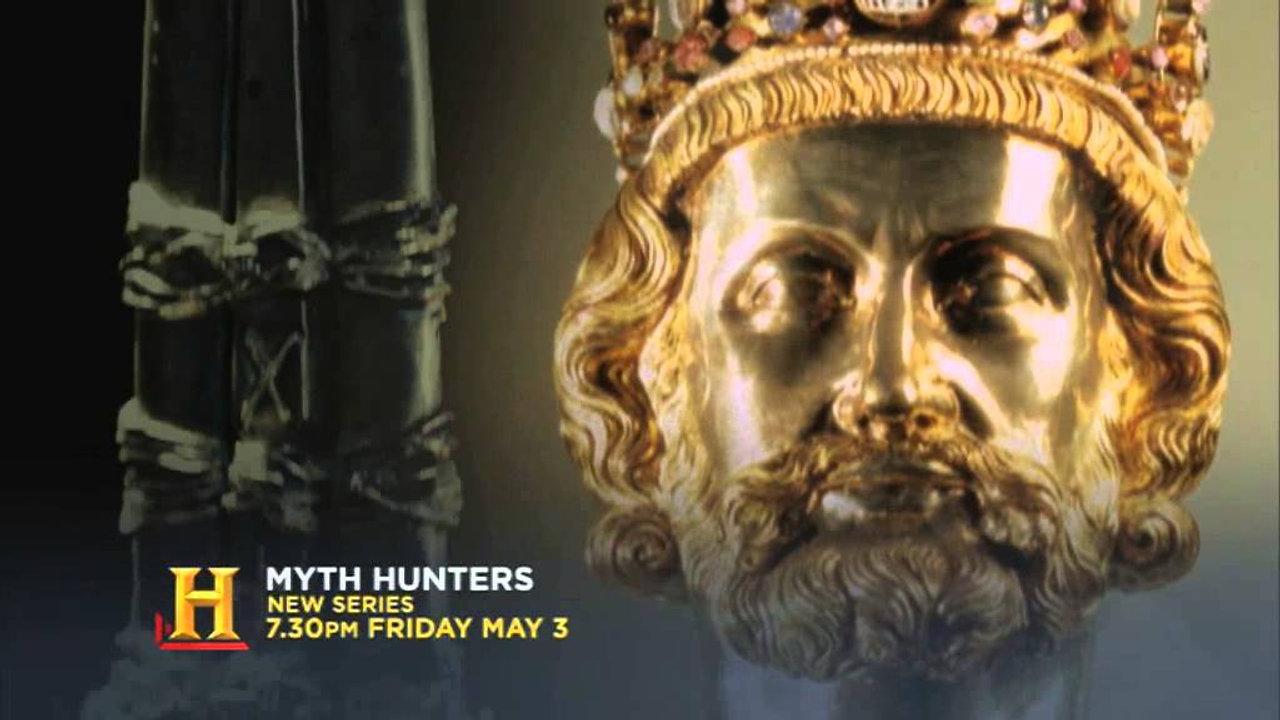 Myth Hunters 2 - History Channel