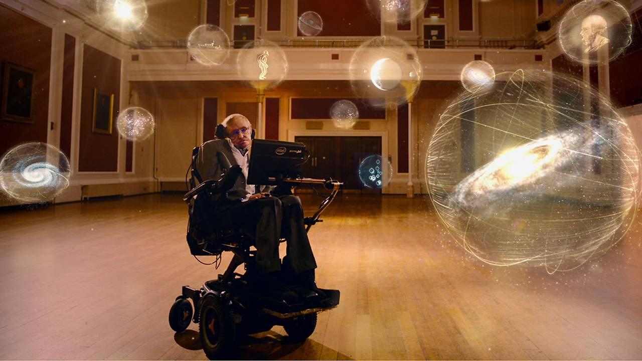 Genius by Stephen Hawking - Disney +, Nat Geo