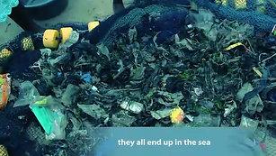 Fishing plastics