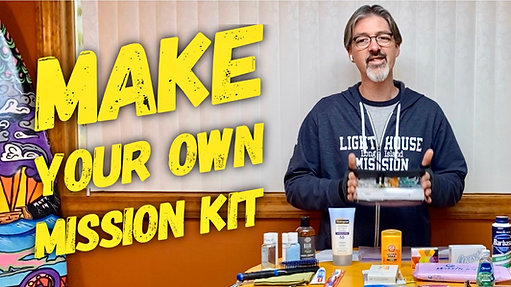 Make Your Own Mission Kit