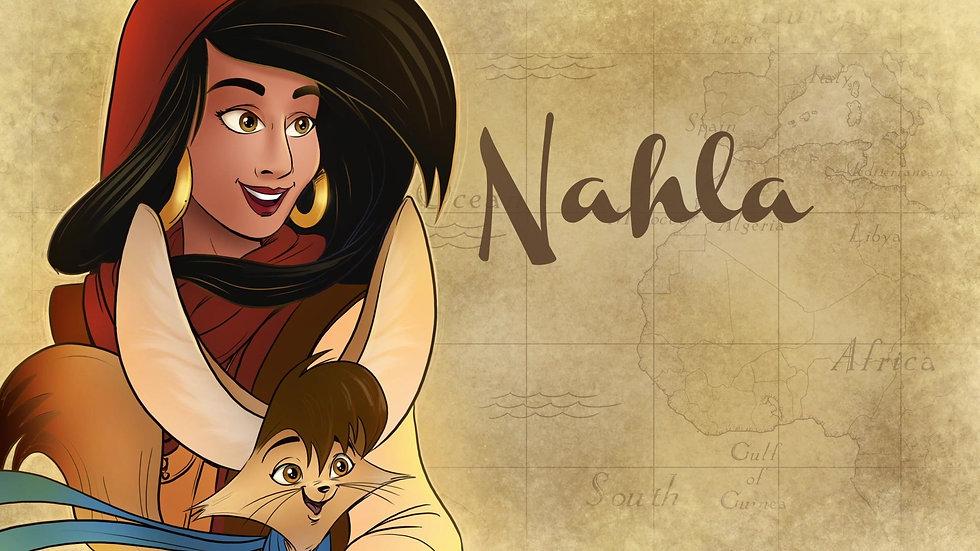 Nahla's Oasis Featurette