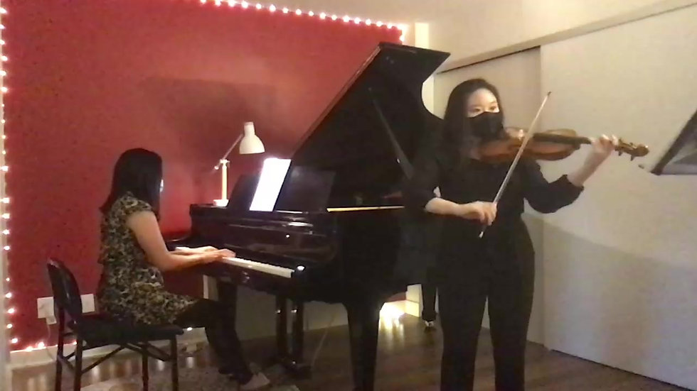 Bora Kim & Emily Rho Livestream