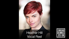 Heather Hill - Vocal Reel