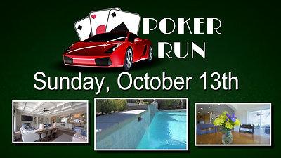 Poker Run Promo