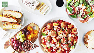 FRESH MARKET - ULTIMATE HOLIDAY MEALS