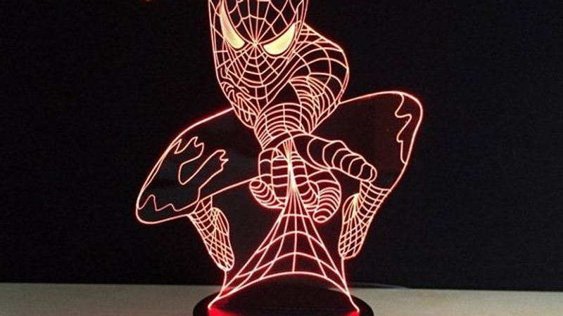 Luminária Acrílico Corte Laser