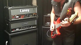 Laney Test Room Demo