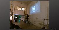 Presentación del espacio antes de las obras de renovación