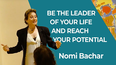 BE THE LEADER OF YOUR LIFE AND REACH YOUR POTENTIAL