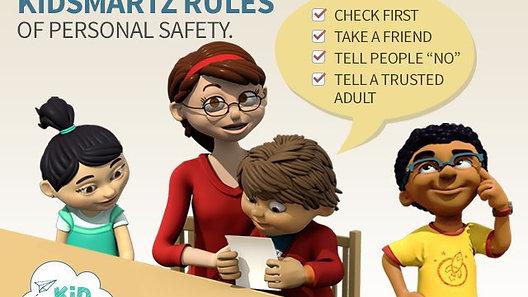 Grades K - 5 Safety Videos