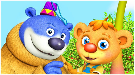 Everything's Rosie - Series 2 - Ep15 - Big Bear's Big Wobble
