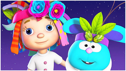 Everything's Rosie - Series 2 - Ep3 - Let's All Go To The Fluffy Bug Ball