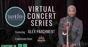 Y.E. Virtual Concert Series feat. Alex Parchment
