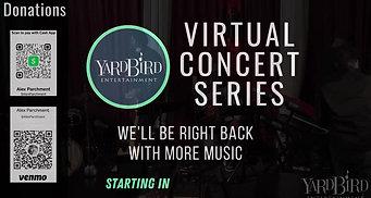 Y.E. Virtual Concert Series feat. Alex Parchment
