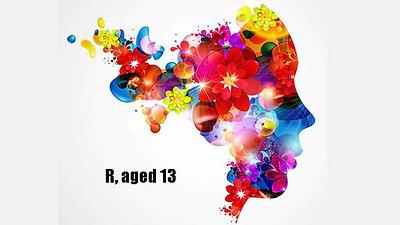 R, aged 13