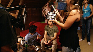 Piece of Paper (Pedaço de Papel) - Behind the scenes - The director