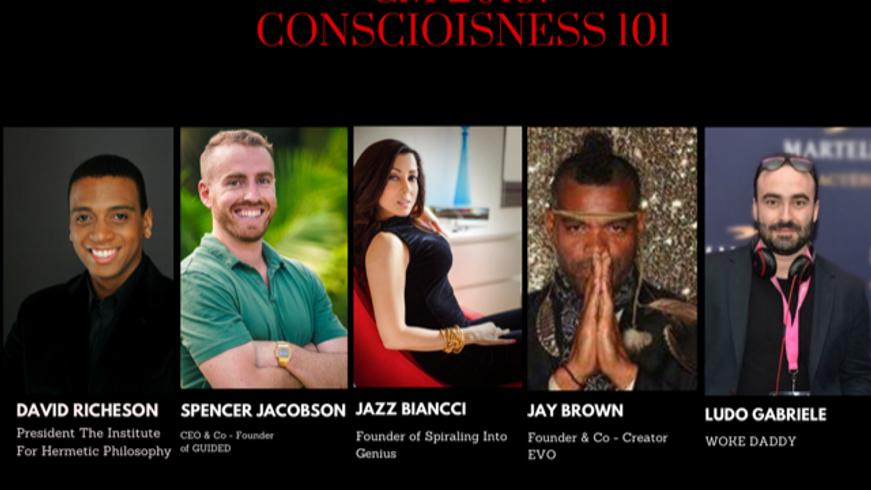 CM 2019: Consciousness 101