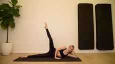 21 min -  Legs and Ass - All levels Pilates