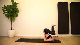22 min - Intermediate Advanced - Full Body Pilates with Breath