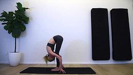 20 Min - Full Body Workout with Breath - Intermediate Pilates