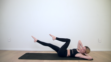19 Min - Full Body Pilates -  All Levels
