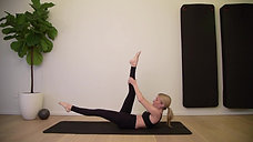 22 min - Full body Pilates for tension release - All levels