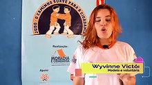Wyvinne Victória foi conhecer o nosso Projeto Judô! Confira como foi