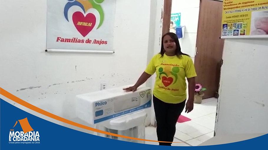 Doação para a AFAEAL
