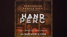 Hand Perc Demo
