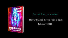 Horror Stories 5: The Haunting Hours (Book Trailer)