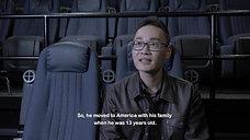 Spring 2019 Interview - Vincent Chunyu