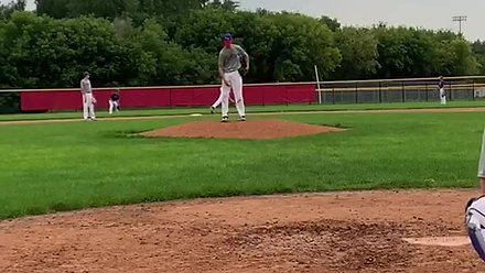 Argento Pitching