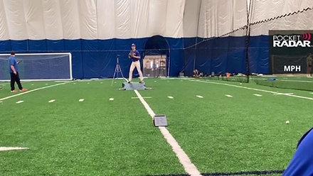 Esposito Pitching 2/27/20 (2)